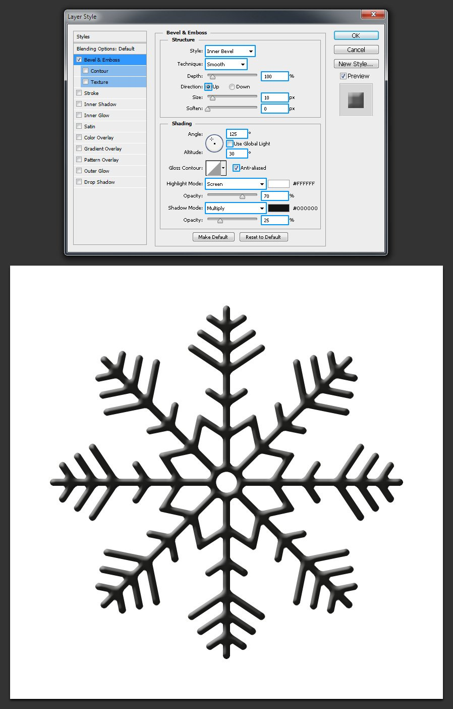 Make The Perfect Crystalline Snowflake Png Medialoot
