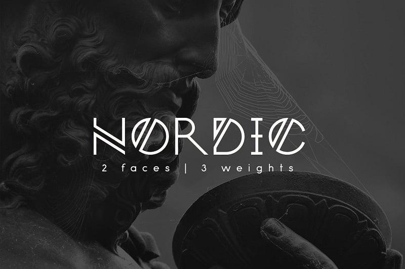 8 Nordic Runes Symbols Fonts And Typefaces Medialoot