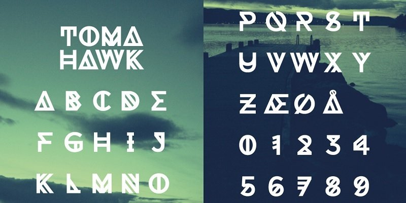 8 Nordic Runes Symbols Fonts And Typefaces Medialoot