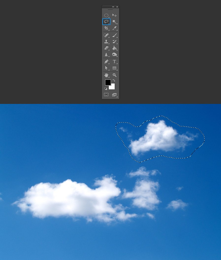 Create a Misty Fog Brush In Photoshop — Medialoot