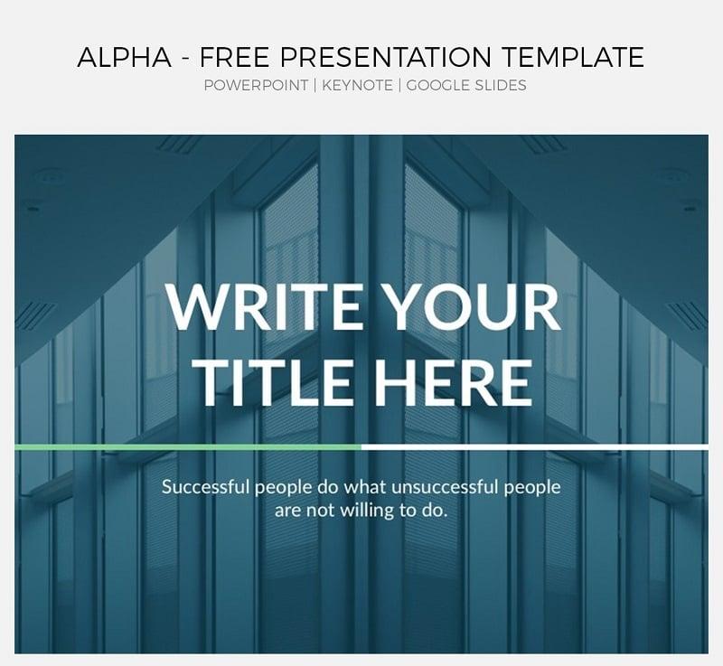 31 Free Google Slides Templates For Gorgeous Presentations — Medialoot