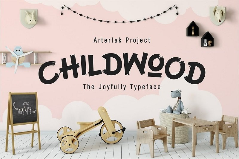 25 Fun And Playful Kids Fonts Medialoot