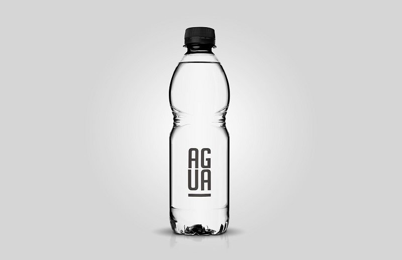 22 Gorgeous And Pure Water Bottle Mockups Medialoot