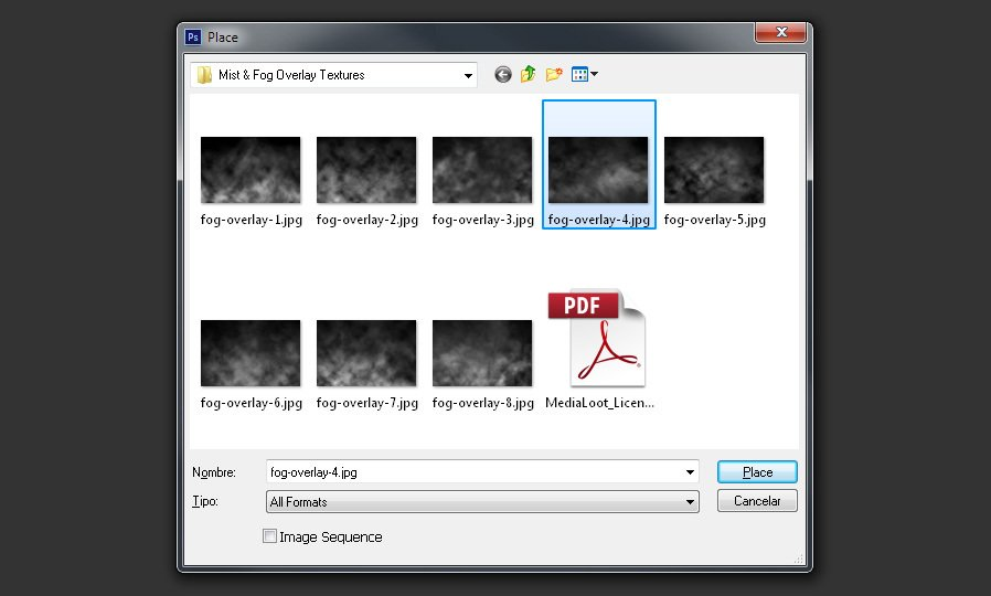 How to Add Easy Fog Overlays to Any Image — Medialoot