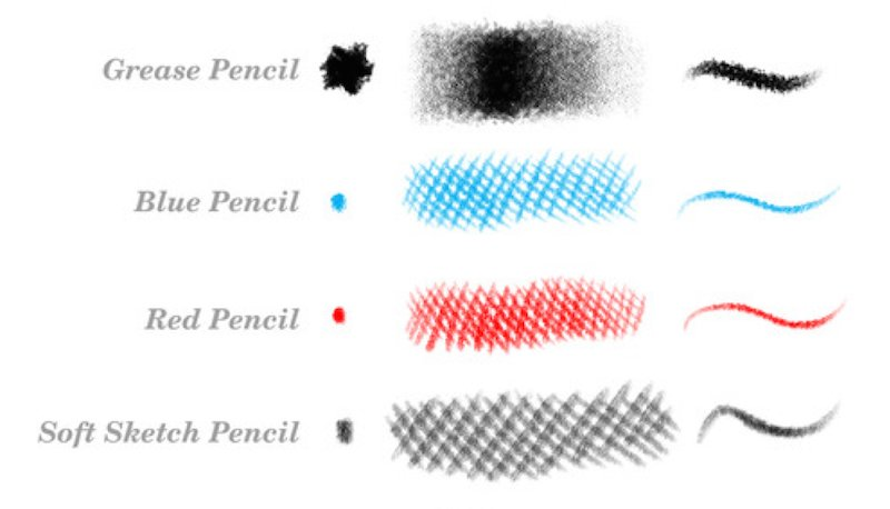 creating feathered lines with photoshop can be extremely difficult even with the highest quality pencil brushes by making the pressure marks so difficult