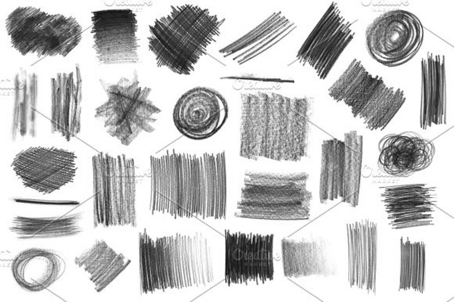 ideal for adding a little texture or a few rubbings to your projects this set of 30 brushes isnt for those who want more detailed work