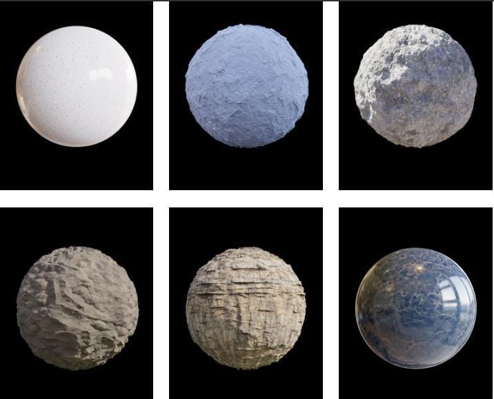 Free Seamless Planet Textures
