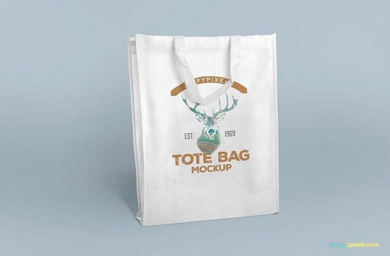 27 Tote Bag Mockups To Carry The Day Medialoot