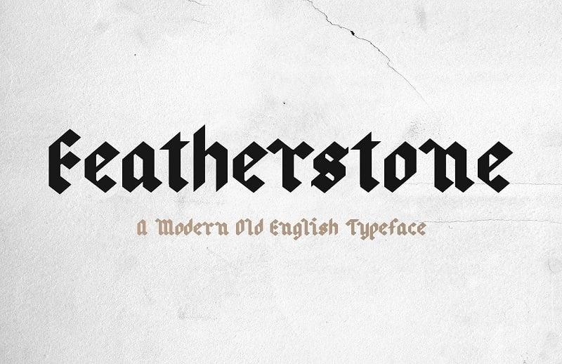 19 Ye Old English Fonts — Medialoot