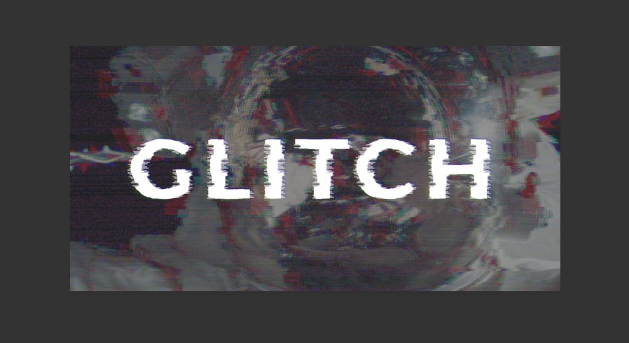 How to Create a Glitch Text Effect with Photoshop — Medialoot