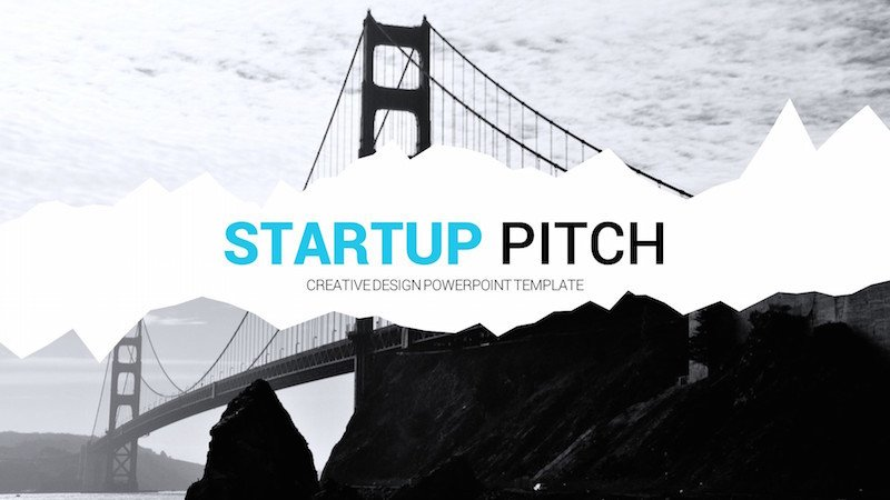 The 10 best pitch deck templates to get your startup funded startup pitch powerpoint template toneelgroepblik Image collections
