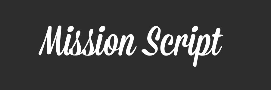 10 Must Have Casual Script Fonts with a Vintage Flare — Medialoot