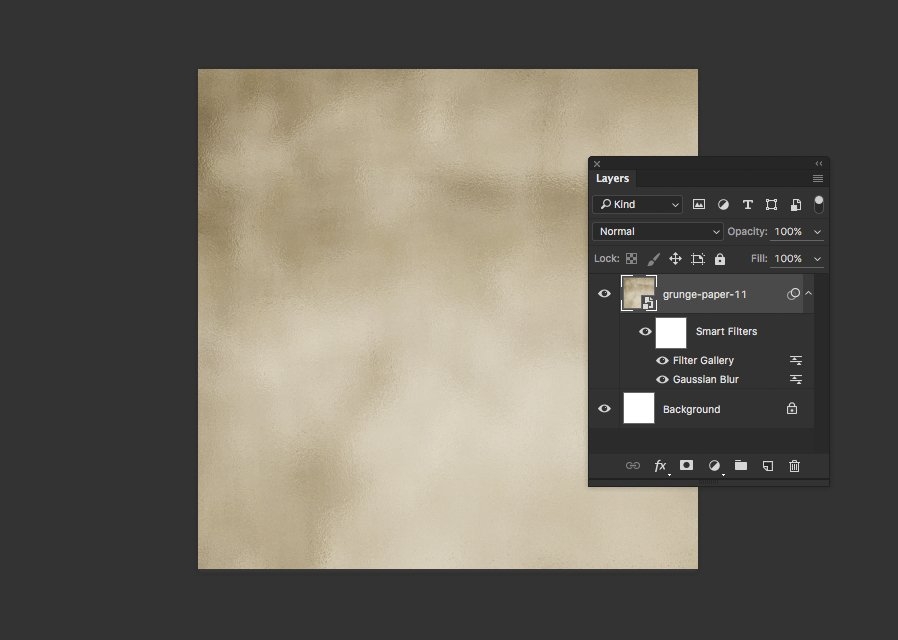 Tutorial: Create a Gold or Silver Foil Texture in Photoshop — Medialoot
