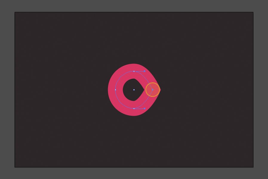 How to Create an Infinite Loop Symbol with Illustrator