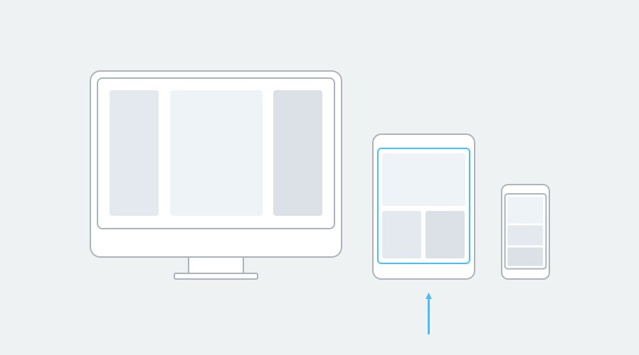 How to Move a Responsive Sidebar's Position with CSS — Medialoot