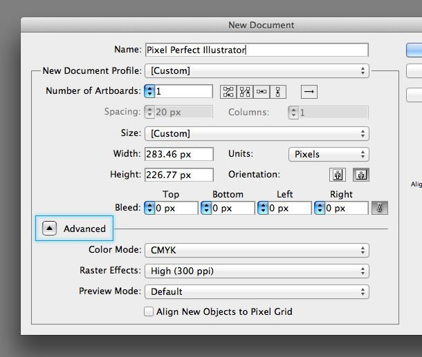 How to Get Pixel-Perfect Designs in Adobe Illustrator — Medialoot