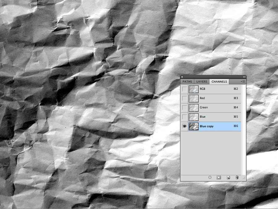 Displacement Map Photoshop on