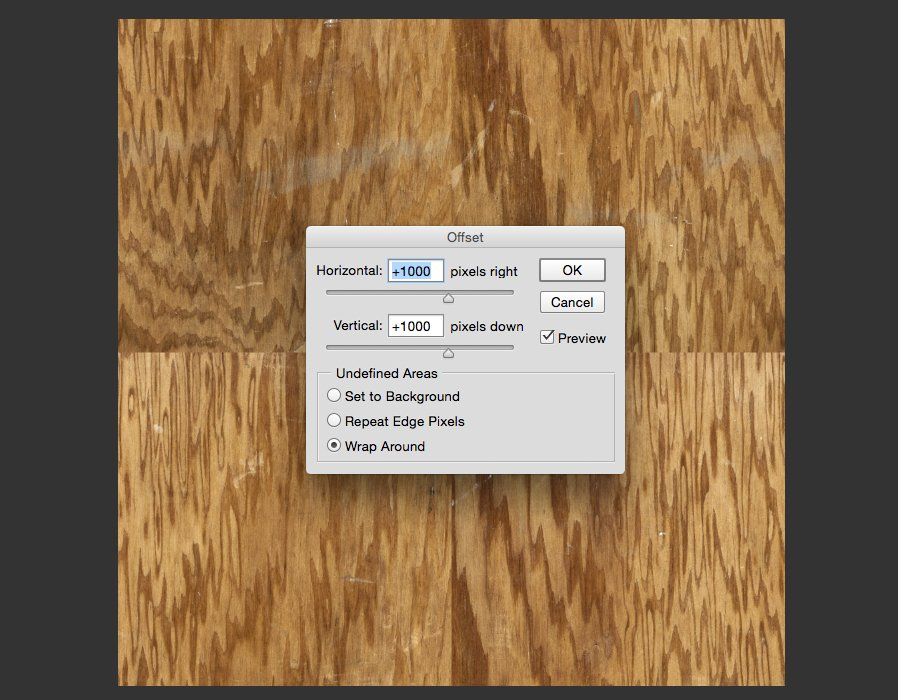 How To Make A Seamless Texture In Photoshop Redux Medialoot