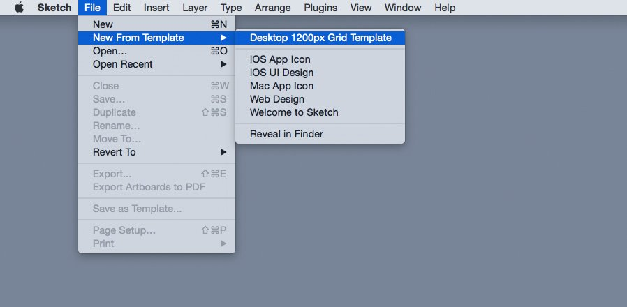 Custom Templates and Reusable Symbol Libraries in Sketch