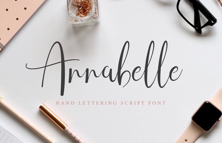 You won't find a better, more complete, more beautiful script font anywhere. With hundreds of characters, thousands of custom ligatures, ...
