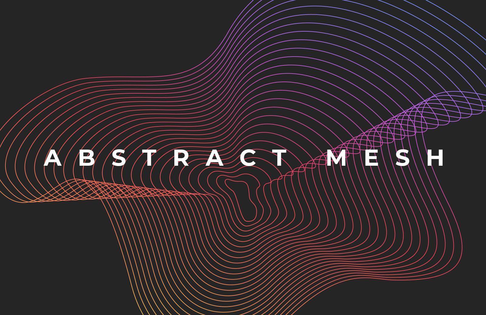 Abstract Mesh Vectors