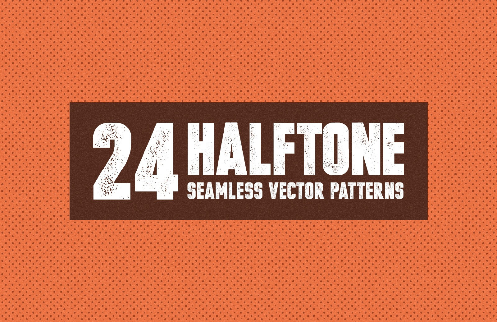 Seamless Vector Halftone Patterns