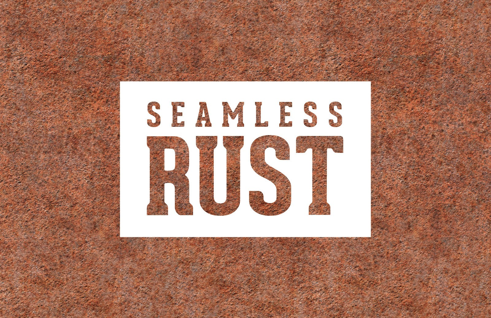 Seamless Rust Metal Textures