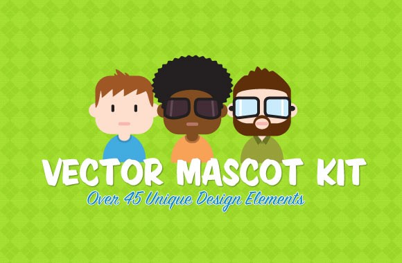 Vector Mascot Creation Kit