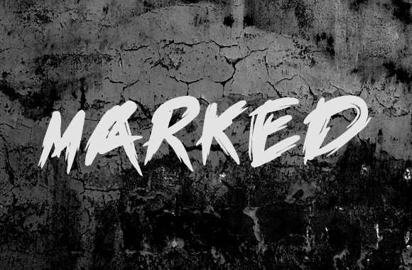 Marked Font