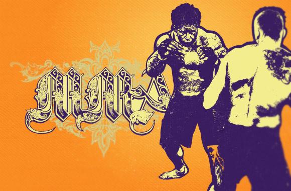 Mixed Martial Art Vol1