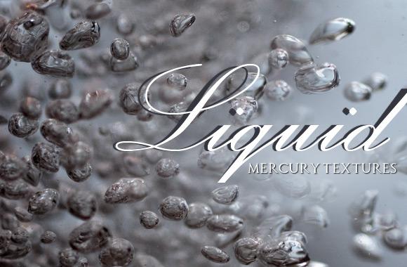Liquid Mercury Textures