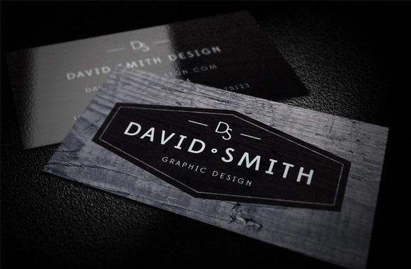 New Modern Designer Business Card Template