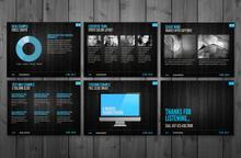 Mojo A Clean And Modern Powerpoint Template Wegraphics