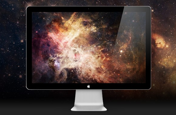 Nebula Texture Backgrounds