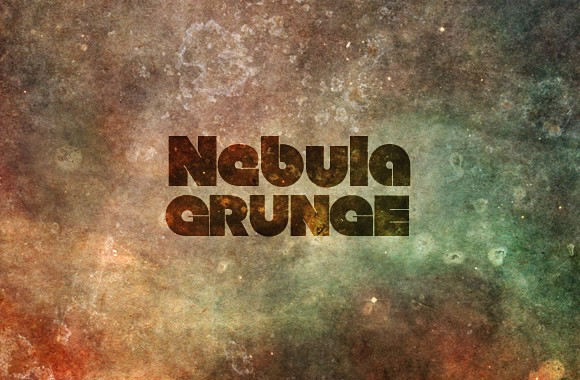 Nebula Grunge Textures