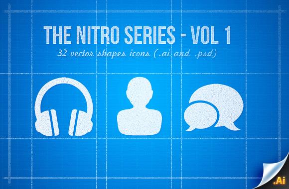 The Nitro Icons series - Vol1