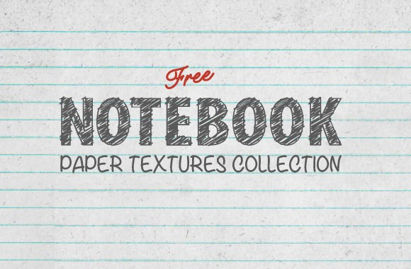 Notebook Paper - Texture Collection