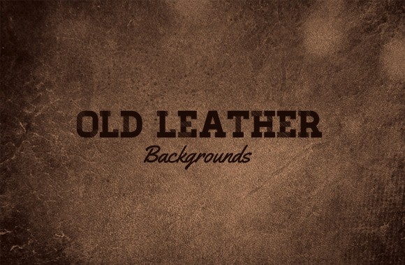 Old Leather Backgrounds