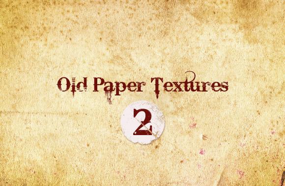 Old Paper Textures Vol2