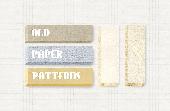Old Paper Patterns