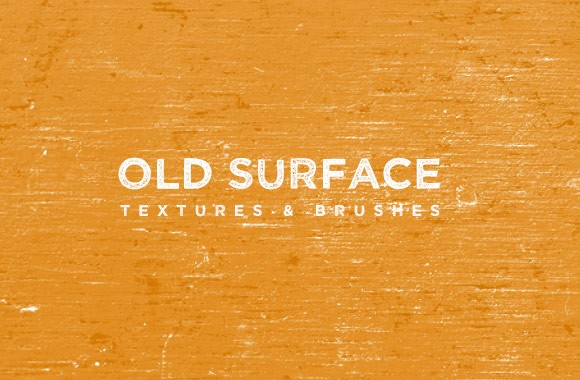 Old Surface Textures and Brushes
