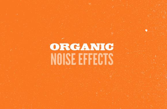 Organic Noise - Photoshop Brush Set