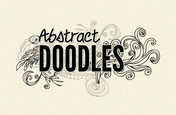Abstract Vector Doodles