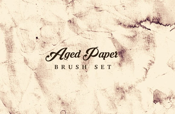 Aged Paper Brushes