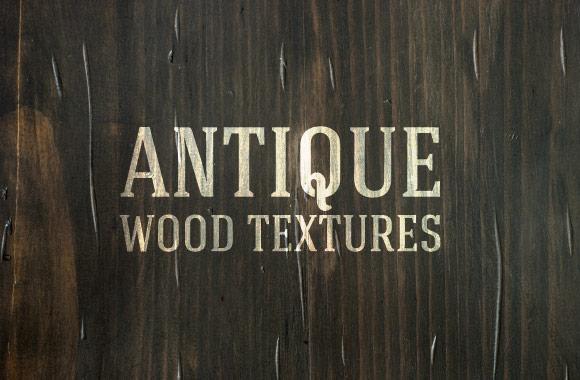 Antique Wood Texture Set