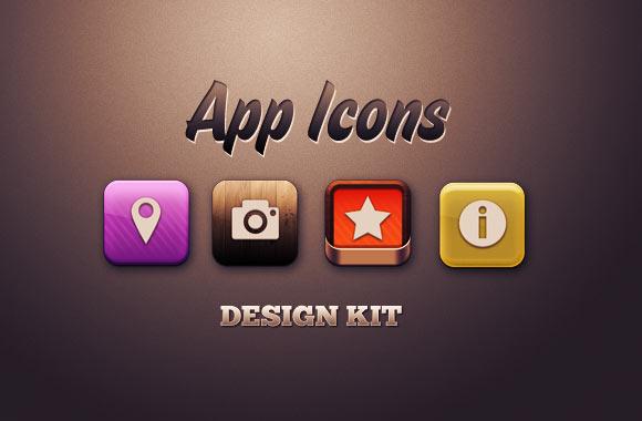 App Icon Design Kit