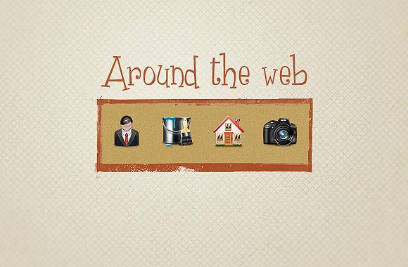Around The Web icons