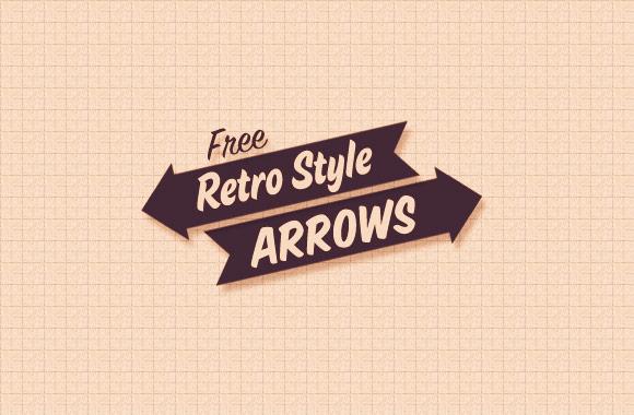 Free Vector Arrow Collection