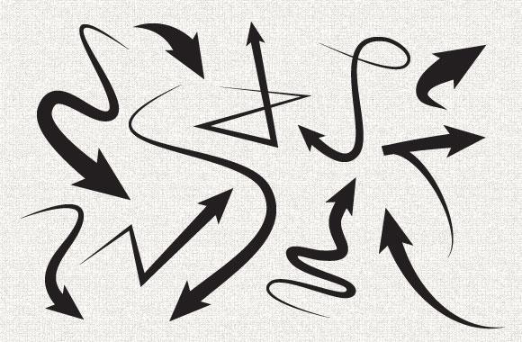 Arrows Slide1