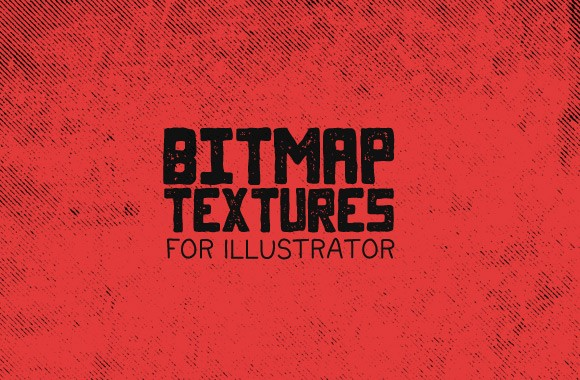 Bitmap Texture Pack for Illustrator